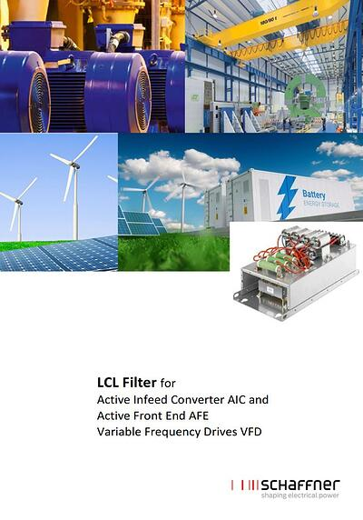 Cover_LCL_Filter_for_AIC_and_AFE Drives